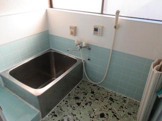 【浴室】澤野貸住宅Ⅱ
