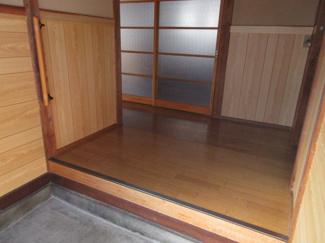 【玄関】澤野貸住宅Ⅱ