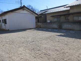 【駐車場】澤野貸住宅Ⅱ