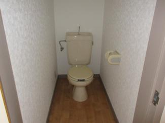 【トイレ】立見プリティハイツ