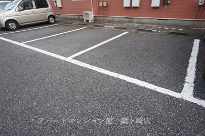 【駐車場】シャルマンM・KーⅡ