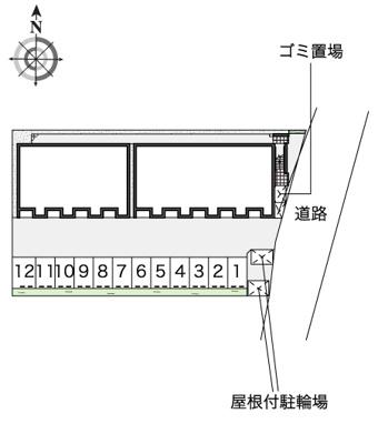 【区画図】レオネクストさくら