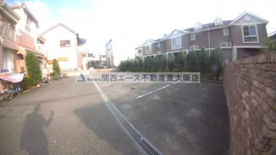 【駐車場】ポプラーレpartⅢ
