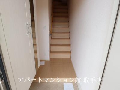 【玄関】フォンテーヌA