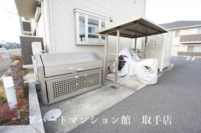 【その他共用部分】ソラージュA