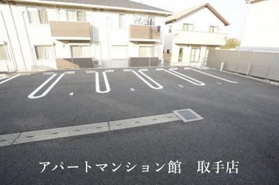 【駐車場】ソラージュA