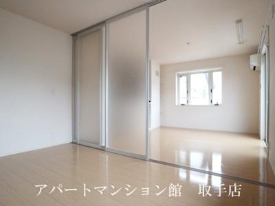 【居間・リビング】ソラージュB