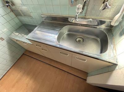 【キッチン】舞子坂4丁目戸建