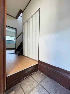 【玄関】舞子坂4丁目戸建
