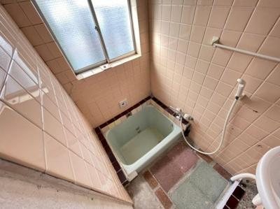 【浴室】舞子坂4丁目戸建