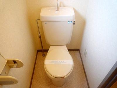 【トイレ】ゴールドハイム