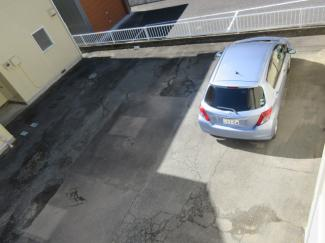 【駐車場】フォートレス北棟