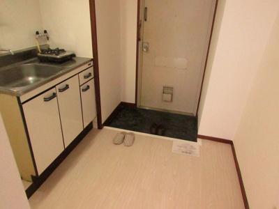 【玄関】新宿フラワーハイホーム