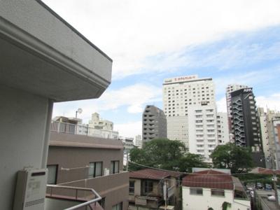 【展望】新宿フラワーハイホーム