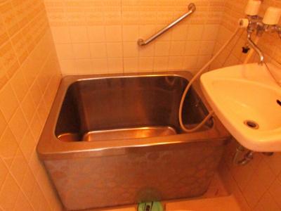 【浴室】新宿フラワーハイホーム