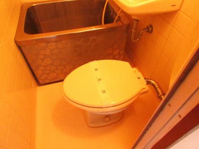 【トイレ】新宿フラワーハイホーム