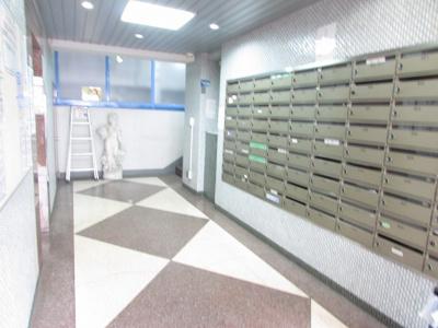 【その他共用部分】新宿フラワーハイホーム
