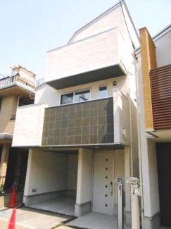 大田区西糀谷1丁目新築一戸建て4980万円外観
