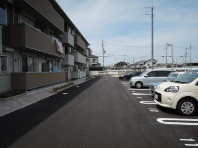 【駐車場】セクレール北本町 B棟