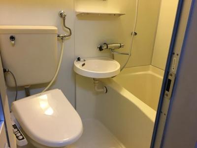 【浴室】トーキューハイツ本町通 1号棟