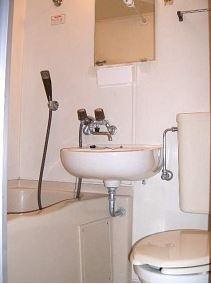 【浴室】第2明石ハイツ