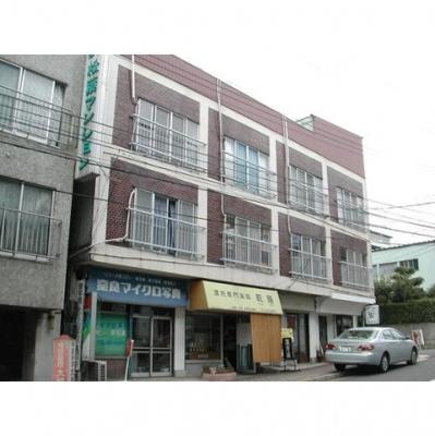 【外観】松葉マンション店舗