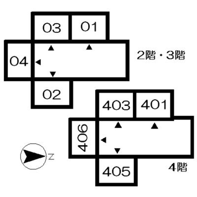 【外観】マンション木村