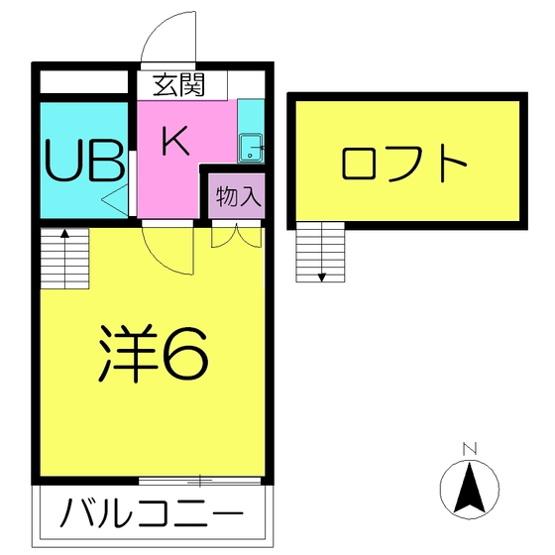 シティパレス21富雄元町 P-Ⅱ