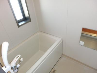 【浴室】ひかりハイツ