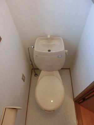 【トイレ】ひかりハイツ