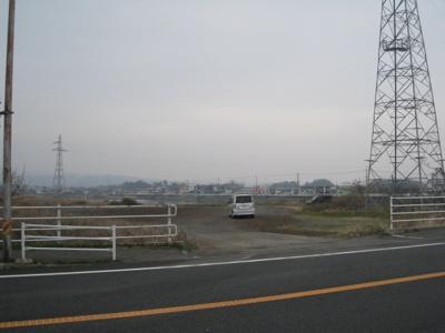 【前面道路含む現地写真】玉島阿賀崎