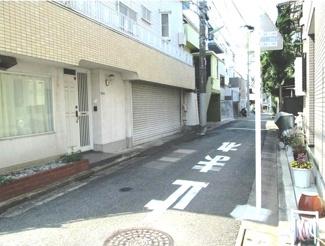 世田谷区赤堤2丁目建築条件付売地3180万円現地写真1