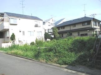 目黒区柿の木坂2丁目売地6880万円現地写真1
