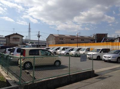 【外観】下坂部4丁目77ガレージ 管理番号22
