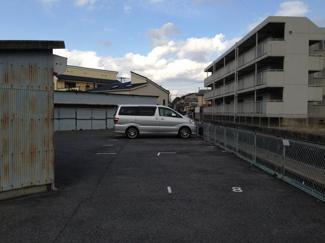 【外観】上坂部3丁目8.11ガレージ 管理番号12番
