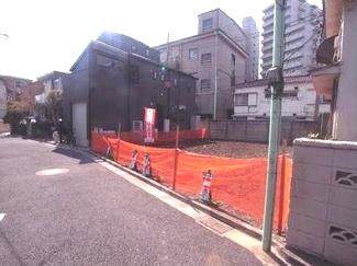 大田区東蒲田1丁目建築条件付売地3480万円現地写真2