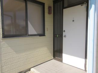 【玄関】小杉貸住宅