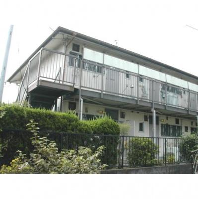 【外観】中山アパート 7号館