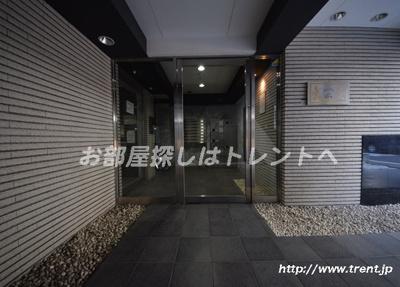 【エントランス】エクセリア渋谷富ヶ谷