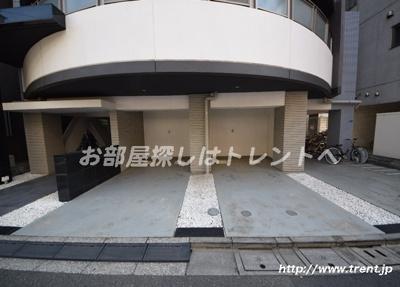【駐車場】エクセリア渋谷富ヶ谷