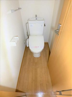 【トイレ】グランドヴェール