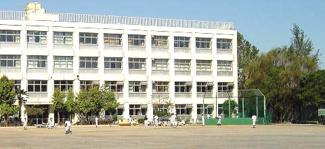 大森第一中学校