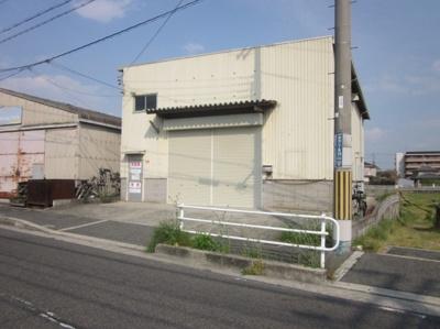 【外観】取石2丁目貸倉庫