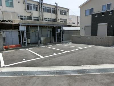 【駐車場】ビアンコネロ