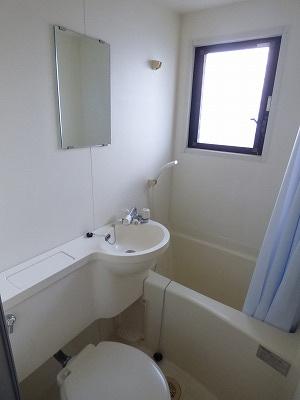 【浴室】スダハイツ