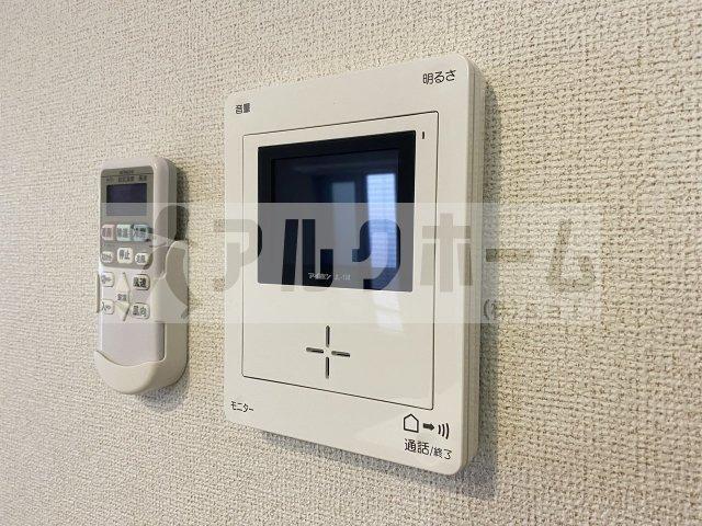 【浴室】クラールブリーゼ B棟