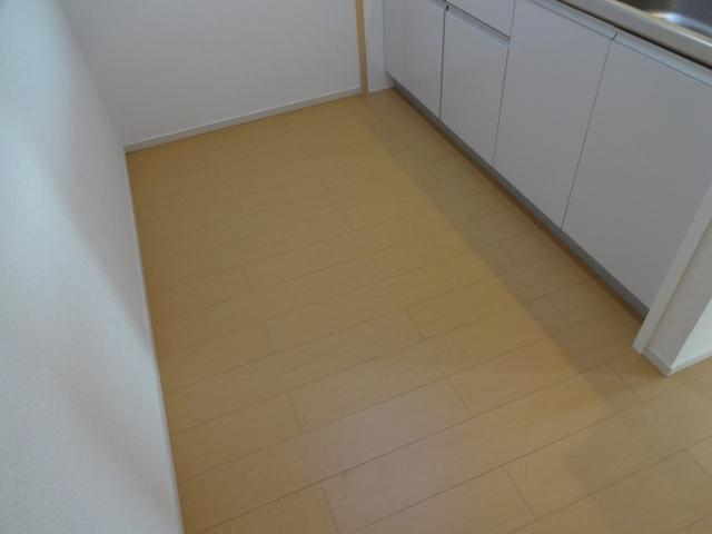 【キッチン】クラールブリーゼ B棟