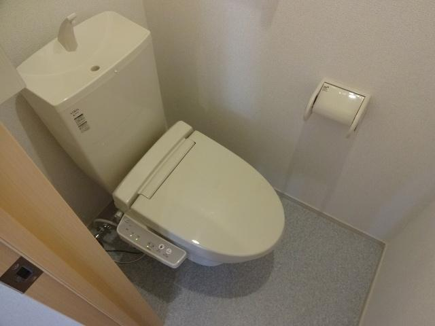 【トイレ】クラールブリーゼ B棟