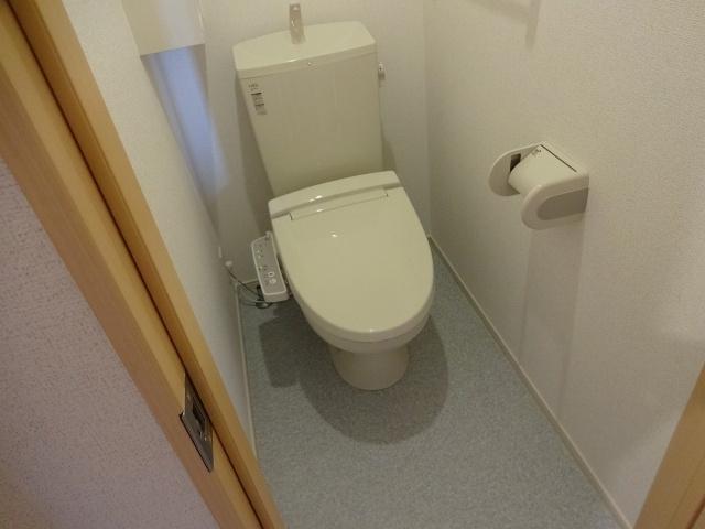 【トイレ】クラールブリーゼ A棟