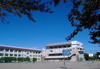 蓮沼中学校
